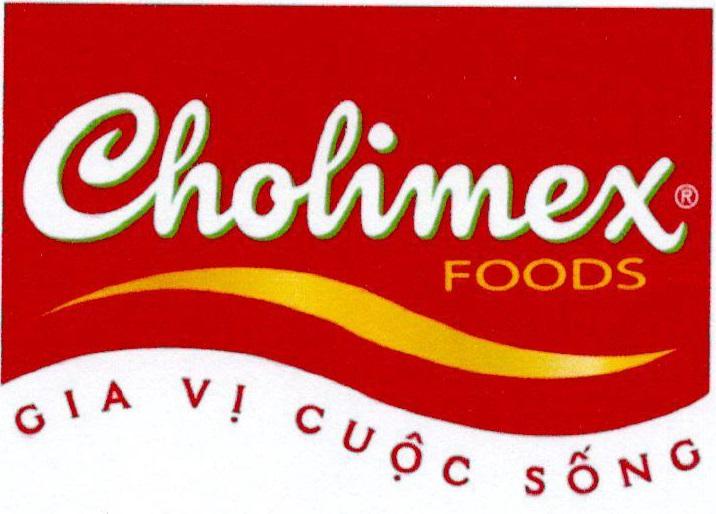 Công ty Cổ phần Thực phẩm Cholimex