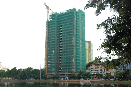 Thêm nhiều tháp văn phòng trong trung tâm thành phố
