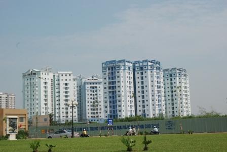 Không hạn chế chiều cao tòa nhà quanh khu đường Phạm Hùng - Hà Nội