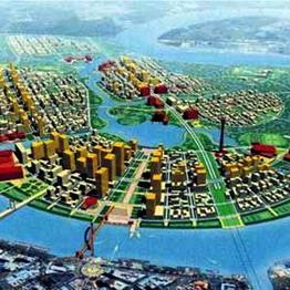 Điều chỉnh quy hoạch Vòng cung, trục đường Bắc Nam khu đô thị mới Thủ Thiêm