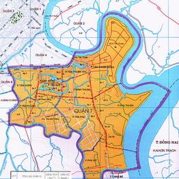 30 ngày để thẩm định hồ sơ chi tiết xây dựng đô thị trên địa bàn quận 7 TP.HCM