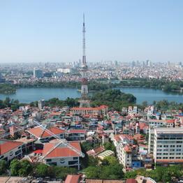 Phân đô thị Việt Nam thành 6 loại