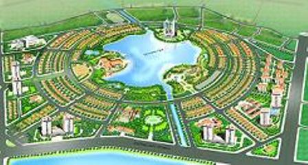 Khởi công xây dựng Khu Đô thị mới 1.400 tỷ đồng tại Tp. Vinh      1