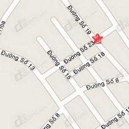 Quy hoạch Khu nhà ở Bình Chiểu 2, phường Bình Chiểu, quận Thủ Đức TP.HCM