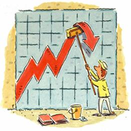 Chứng khoán phản ứng với tỉ giá: Bất ngờ hơn lo ngại