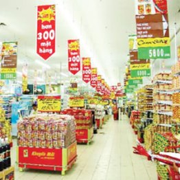 Siêu thị đua giảm giá hàng Việt