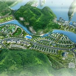 Đầu tư 4,5 tỷ USD vào dự án Khu du lịch tổng hợp cao cấp Mũi Dinh