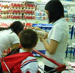 Thị trường sữa có dấu hiệu bị thao túng