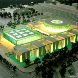 Hà Nội: Thu hồi 56.000m2 đất xây Nhà Quốc hội mới