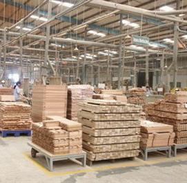 Ngành gỗ phải nhập 80% nguyên liệu