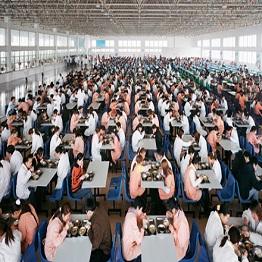 Lĩnh vực sản xuất Trung Quốc tăng trưởng mạnh trong tháng 9