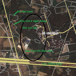 Hà Nội: Duyệt quy hoạch 1/500 khu nhà ở 40ha tại thôn Miêu Nha, Từ Liêm
