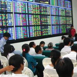 Lực bắt đáy tăng mạnh khi VN-Index giảm xuống 445 điểm