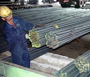 Nhu cầu thép thế giới dự báo tăng mạnh trong 2011