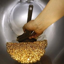 Nhóm nhà đầu tư siêu giàu trên thế giới đua sở hữu vàng