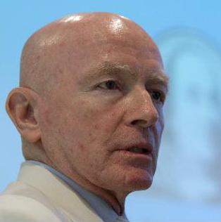 Mark Mobius: Suy thoái kinh tế sẽ trở lại nếu căng thẳng tiền tệ dâng cao