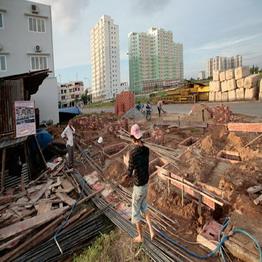 Xây nhà trong khu đã quy hoạch 1/500 không phải xin phép