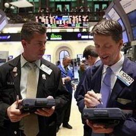 Dow Jones mất điểm nhẹ