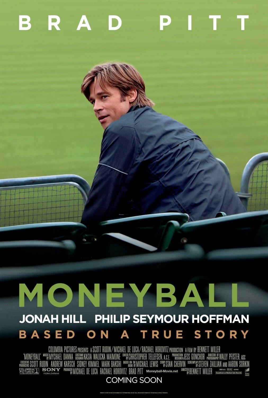 moneyballposter02 Top 10 bộ phim tạo động lực các doanh nhân không thể bỏ qua