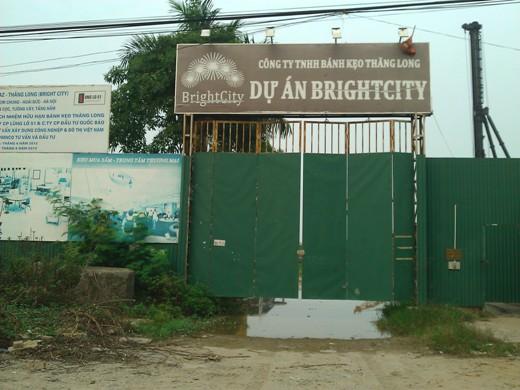 Quá khứ hoành tráng, hiện tại… bết bát tại dự án Bright City