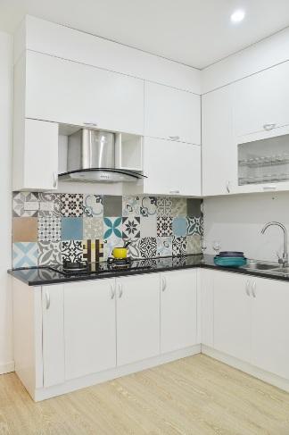 r9 Mẫu thiết kế nội thất căn hộ khu tái định cư Nam Trung Yên đẹp lung linh trên báo nước ngoài