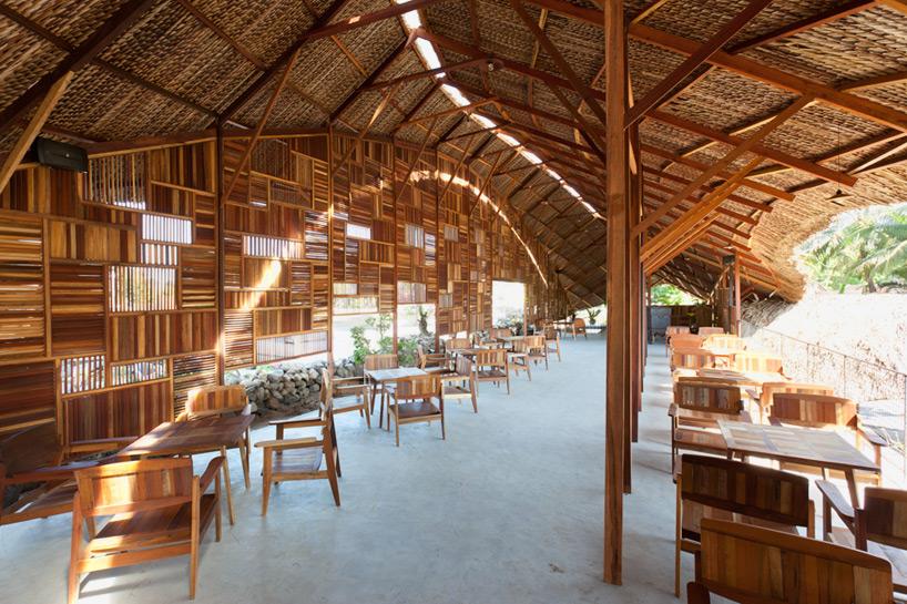 Kết quả hình ảnh cho kiến trúc gỗ