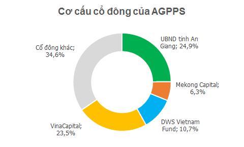 Cơ cấu cổ đông AGPPS