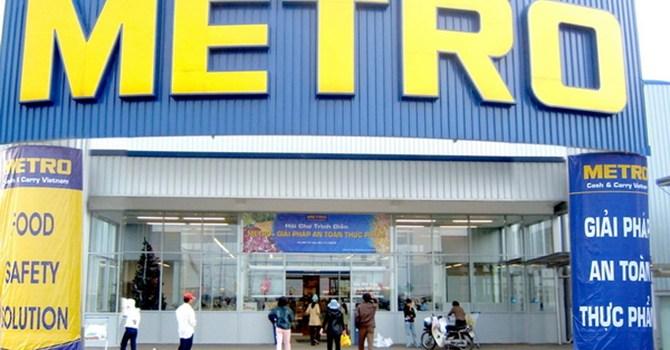 Yêu cầu thanh kiểm tra Metro VN bán lẻ trái phép