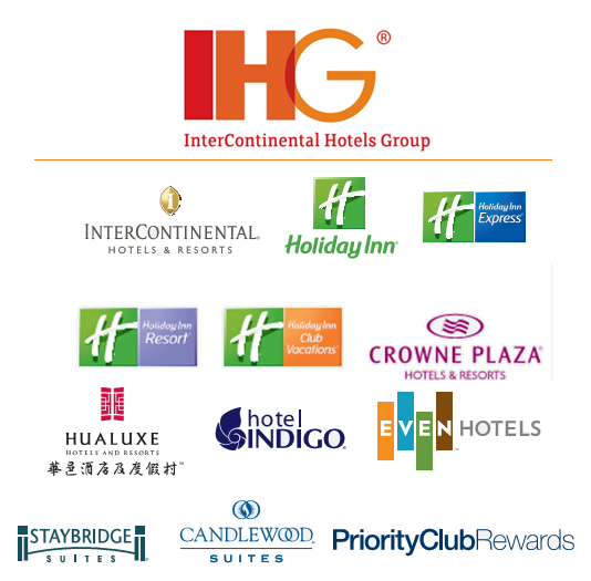 intercontinental hotels group Ihg is one of the world's leading hotel companies – we have 697,048 rooms in  over 4,700 hotels in nearly 100 countries around the world we operate nine.