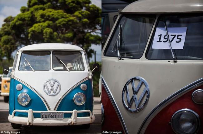 Vĩnh biệt huyền thoại Volkswagen Kombi 17