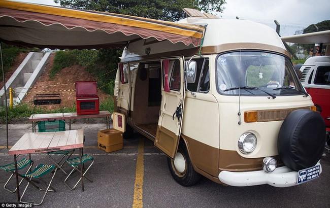Vĩnh biệt huyền thoại Volkswagen Kombi 8