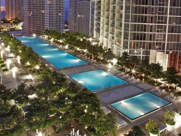 Việt Nam sở hữu 1 trong 25 bể bơi tráng lệ nhất
