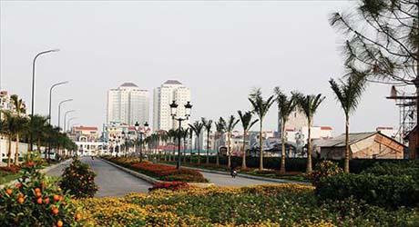Khu đô thị Nam Thăng Long - Ciputra (5)