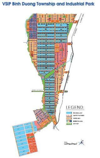 Khu công nghiệp Việt Nam - Singapore VSIP Bình Dương (15)