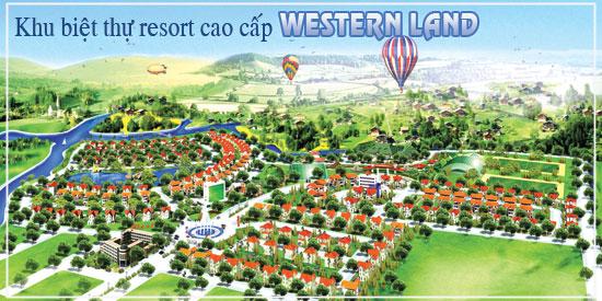 Khu biệt thự resort Western Land (1)