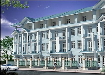 Khu đô thị mới Phường Xuân Hòa (4)